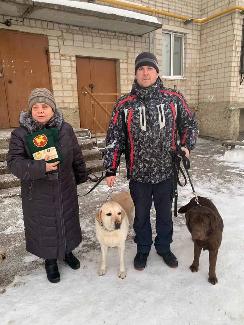 Акция по сбору средств на аптечку скорой помощи для собак завершилась