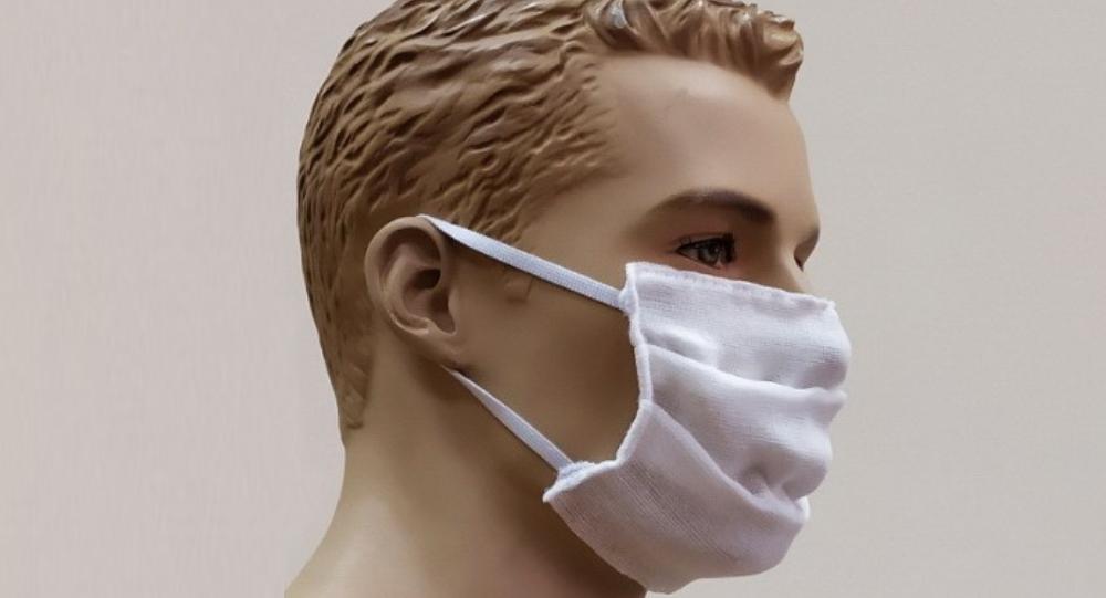 Шьем защитные антивирусные тканевые маски на заказ